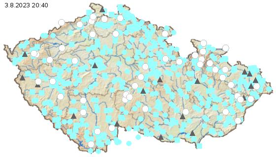 SPA mapa