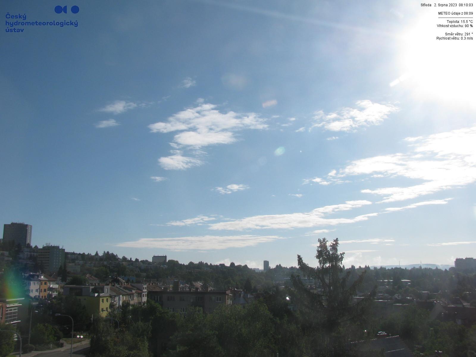 Webcam - Brno