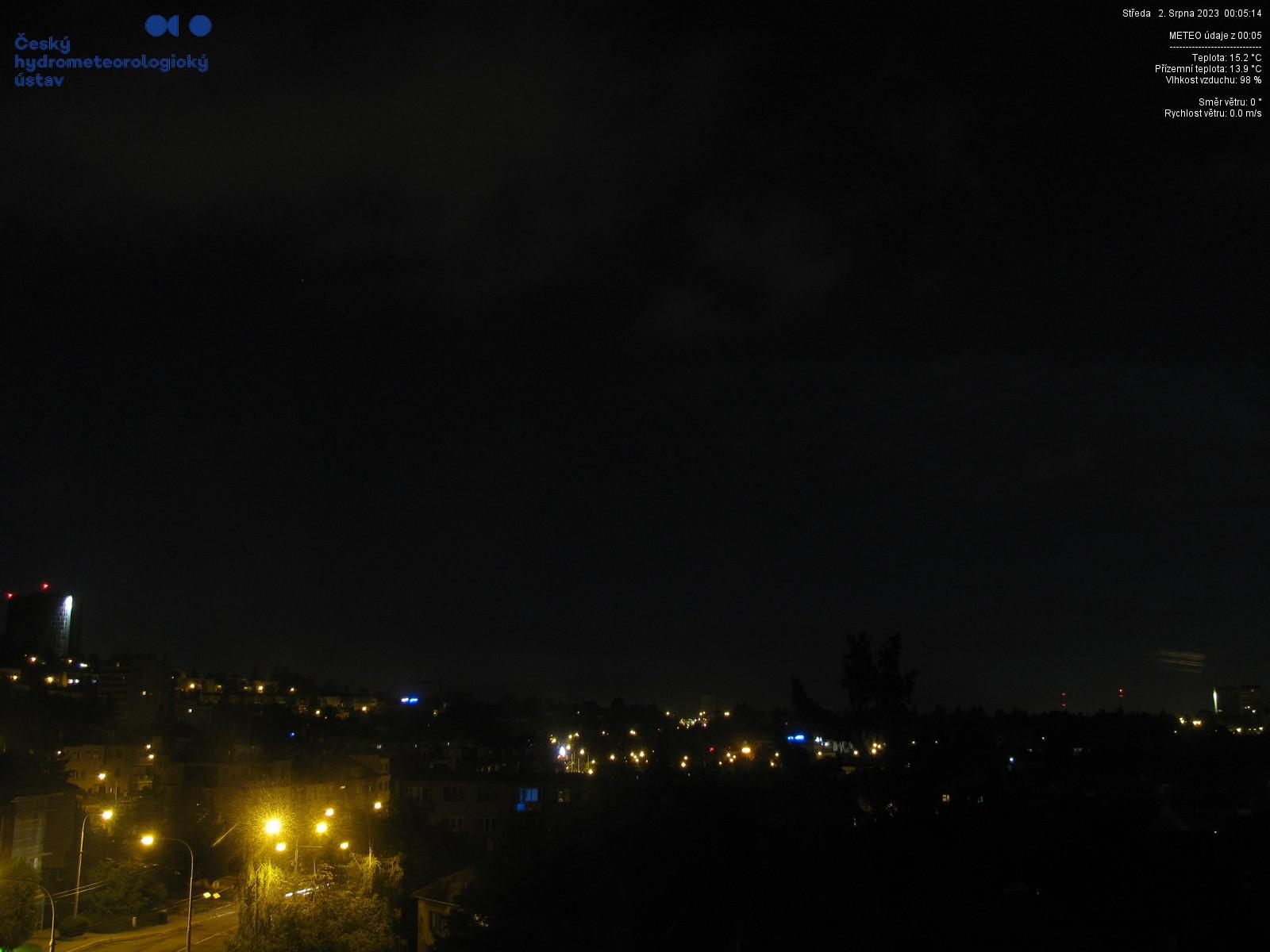 Kamera na żywo - Brno
