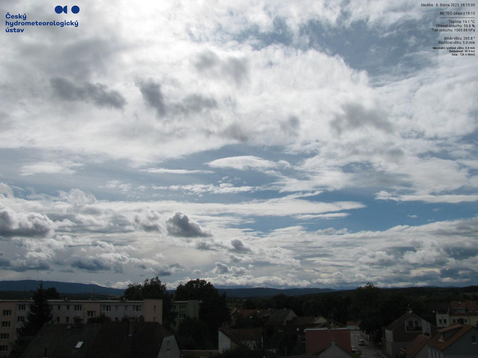 Webcam AMS České Budějovice