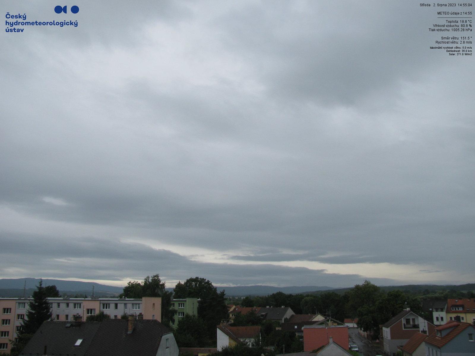 Webcam - České Budějovice