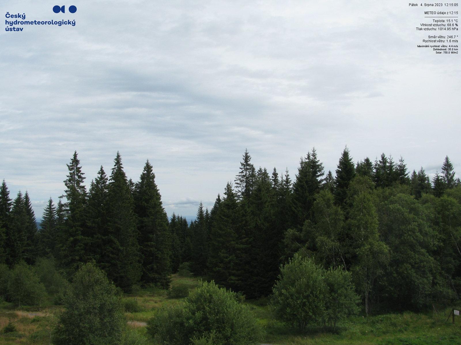 Webcam - Churáňov