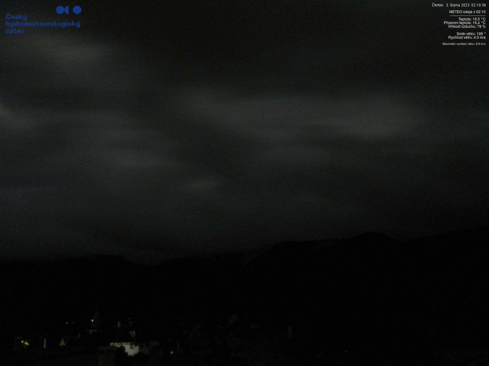 Kamera na żywo - Hejnice