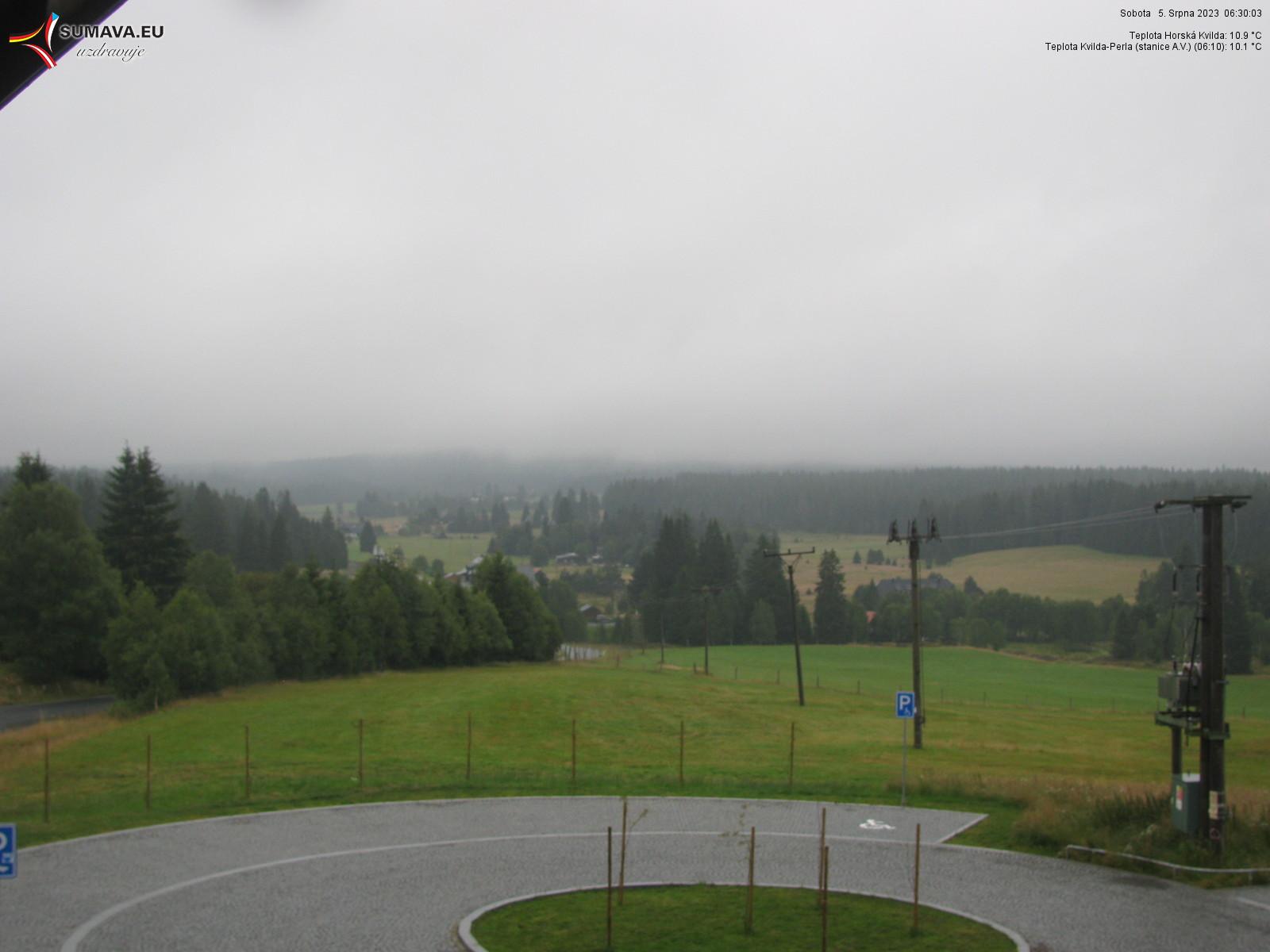 Webkamera - Horská Kvilda