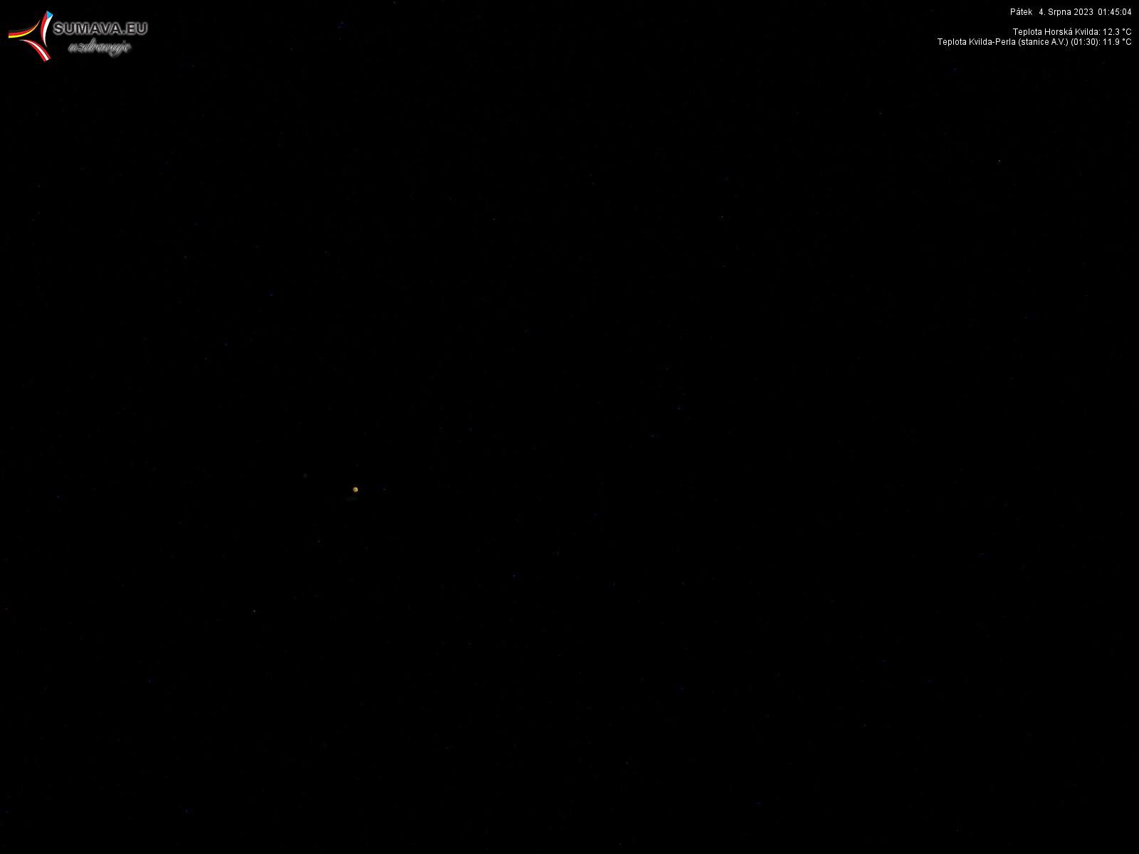 Webcam - Horská Kvilda