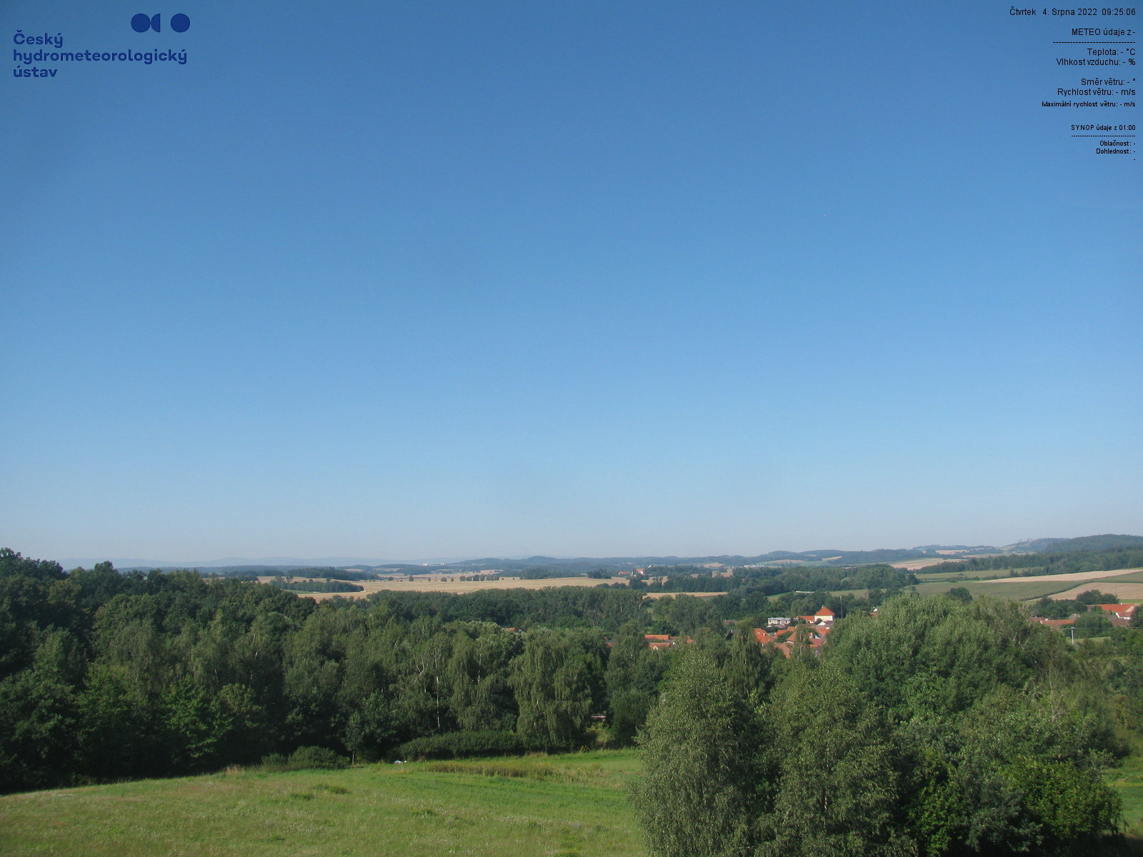 webcam AMS Kocelovice