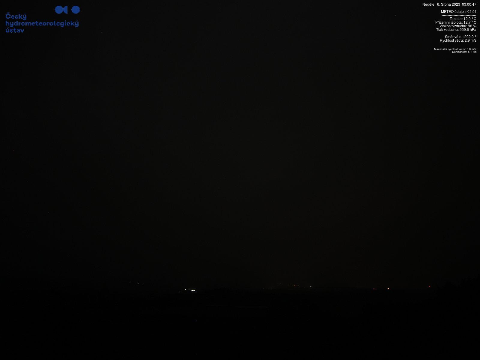 Webcam - Kostelní Myslová