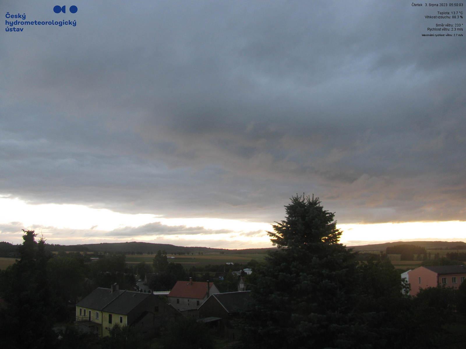 Webkamera - Krásné Údolí