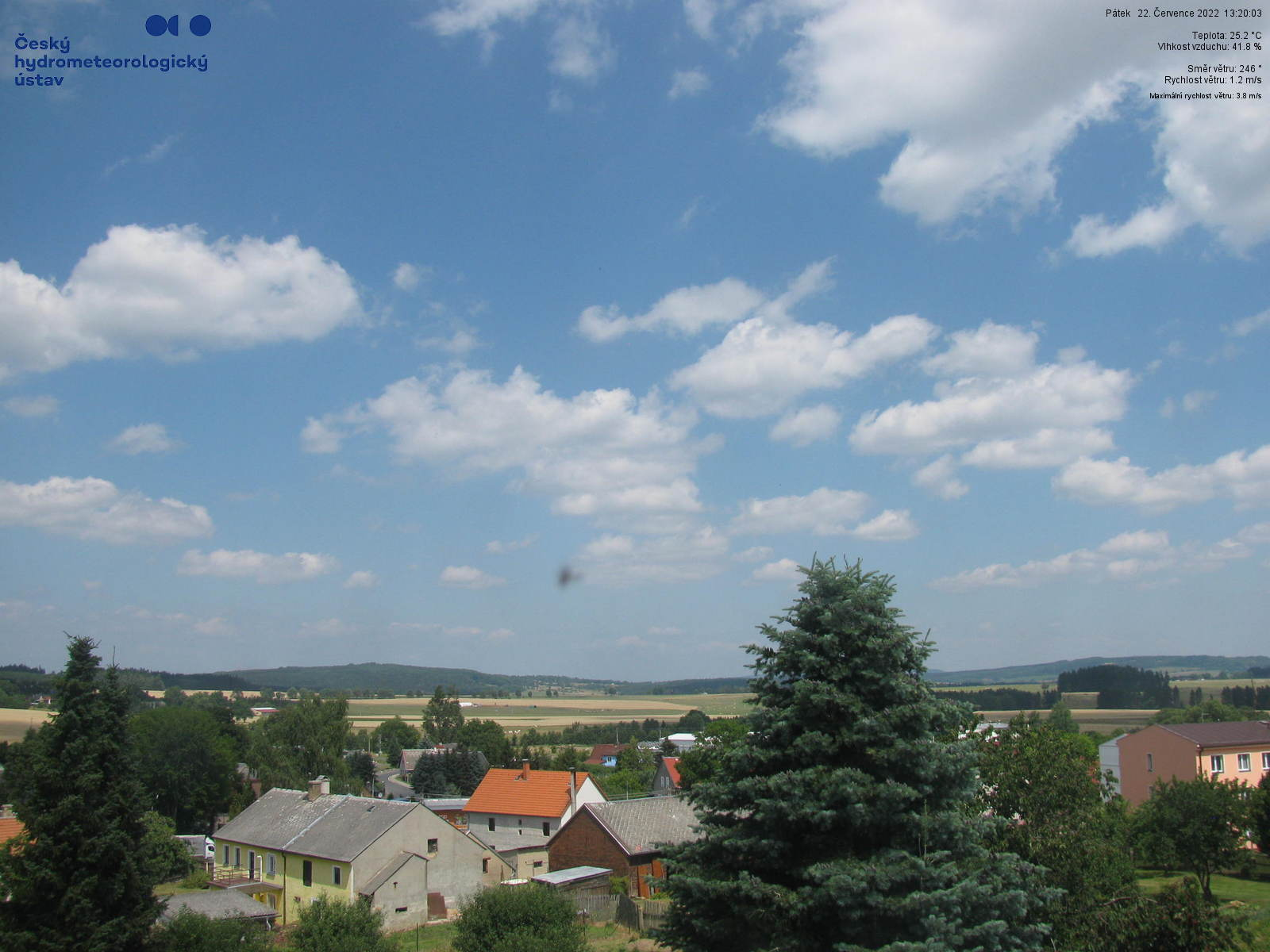 Webcam - Krásné Údolí