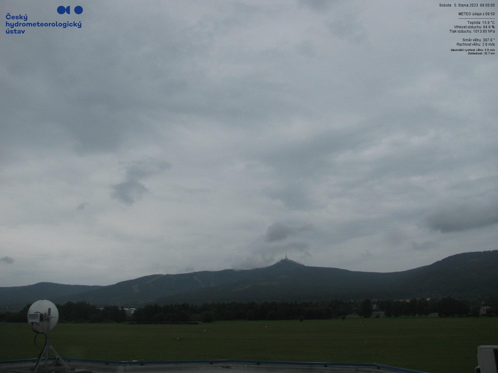Webcam LMS Liberec