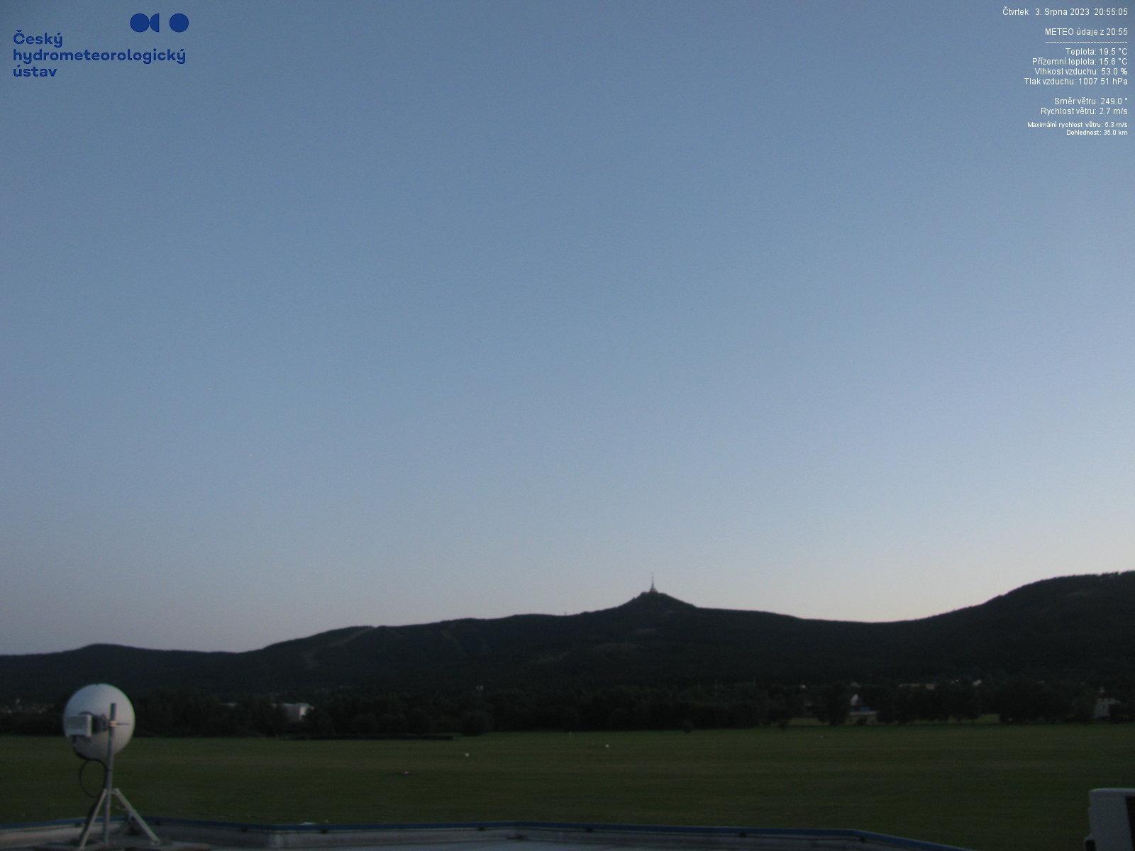 Webkamera - Liberec