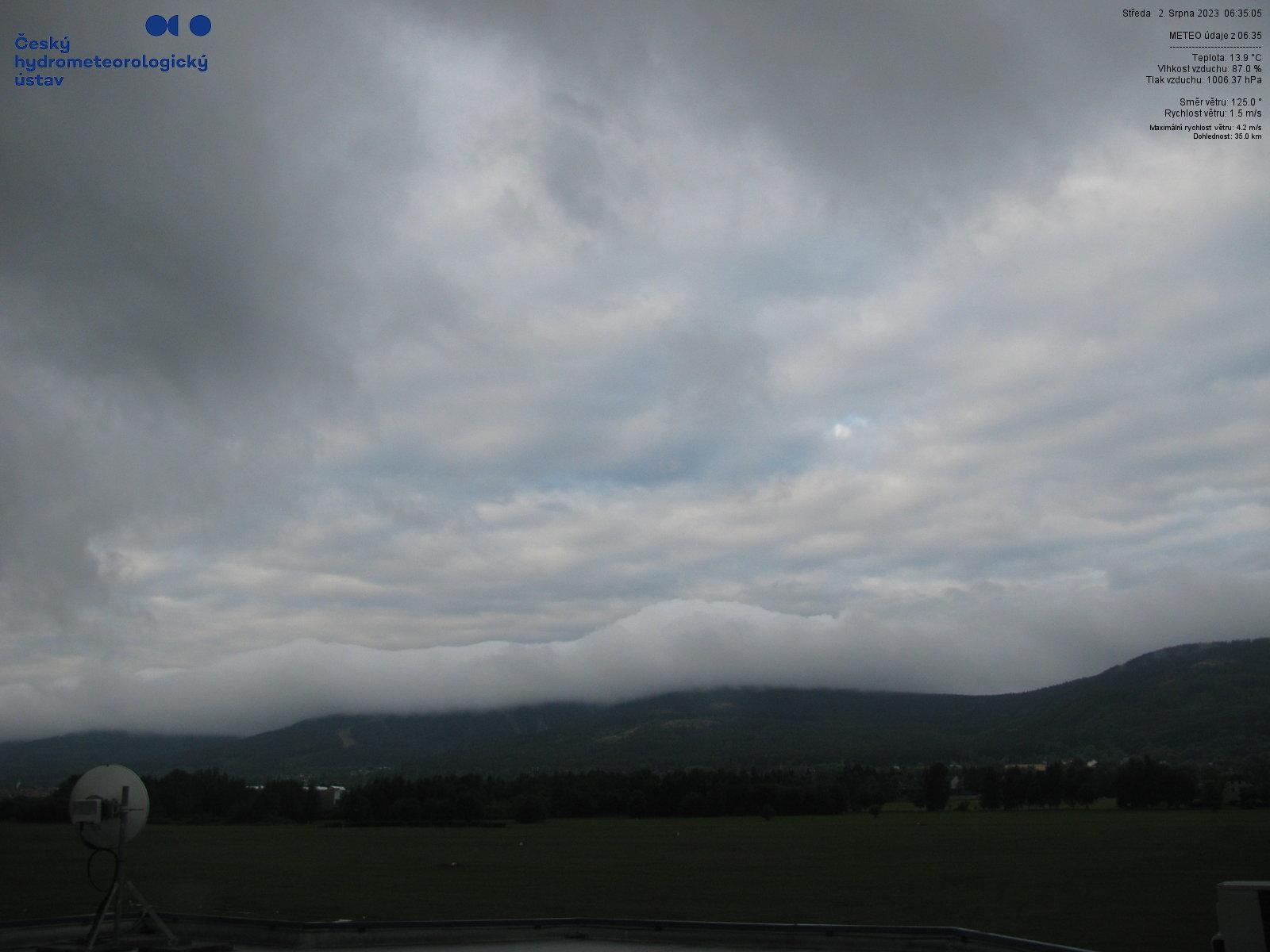 Webcam - Liberec