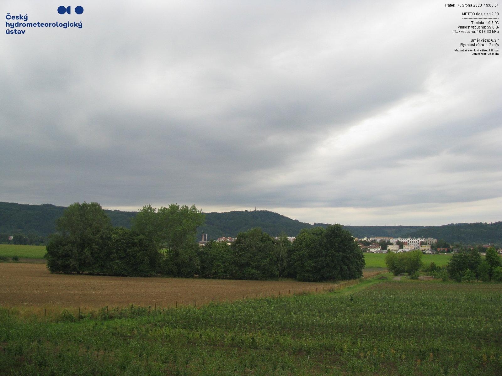 Webcam - Ústí nad Orlicí