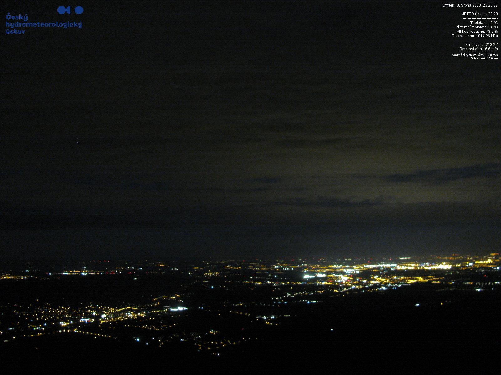 Webcam Lysá Hora
