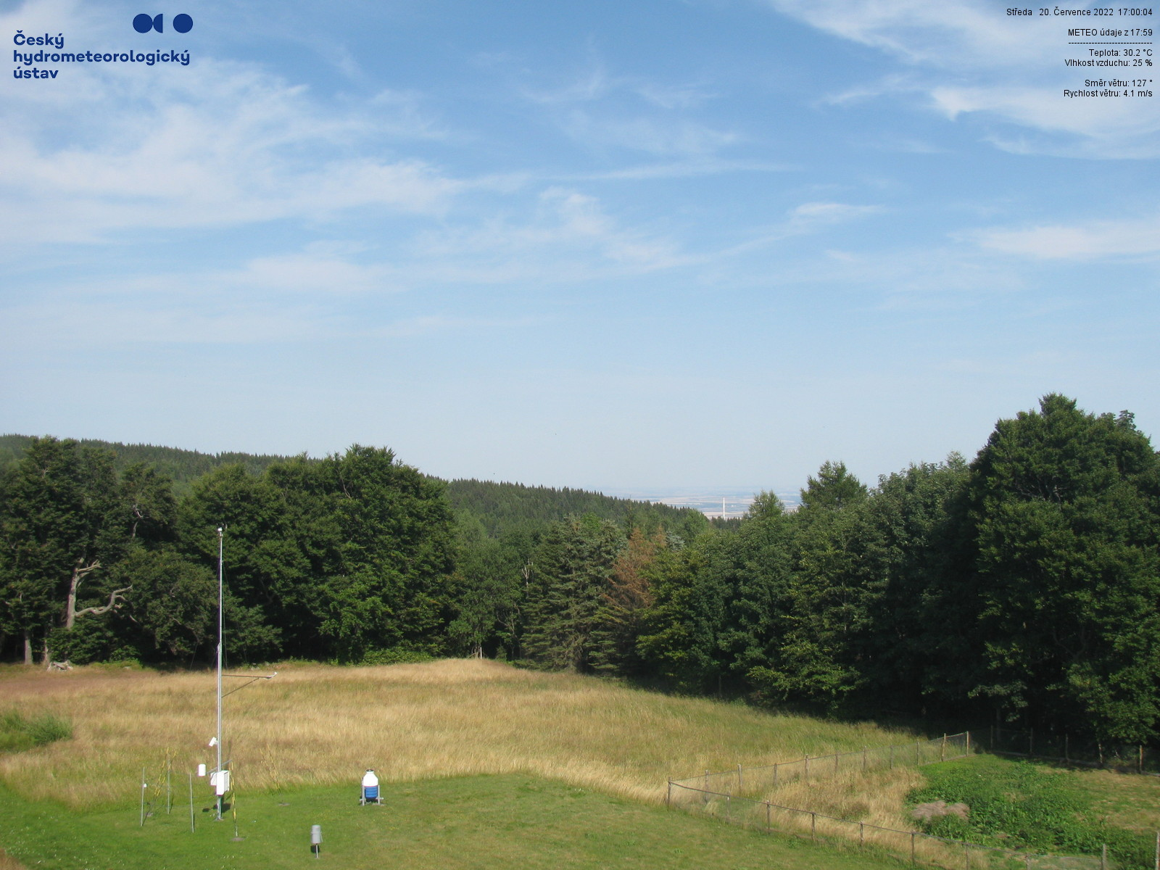 Webcam - Měděnec