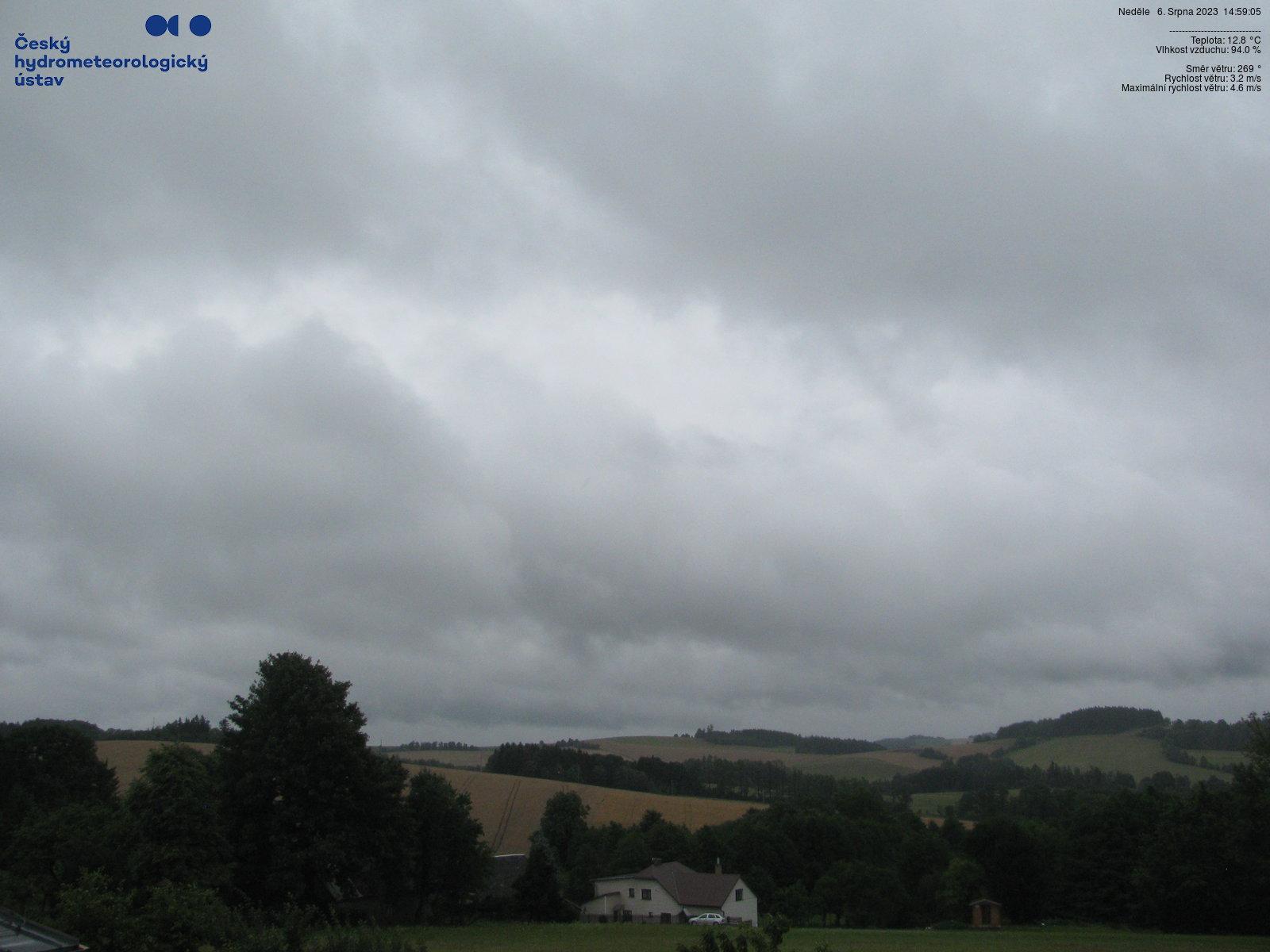 Webkamera - Nedvězí u Poličky