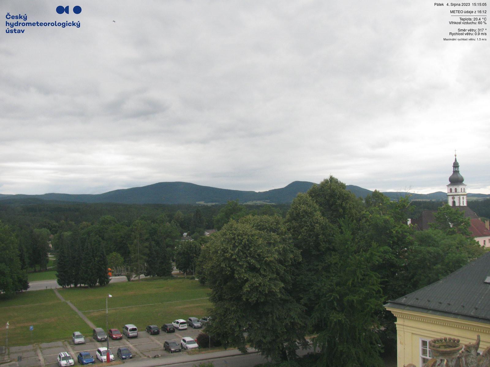 Webcam - Nové Hrady