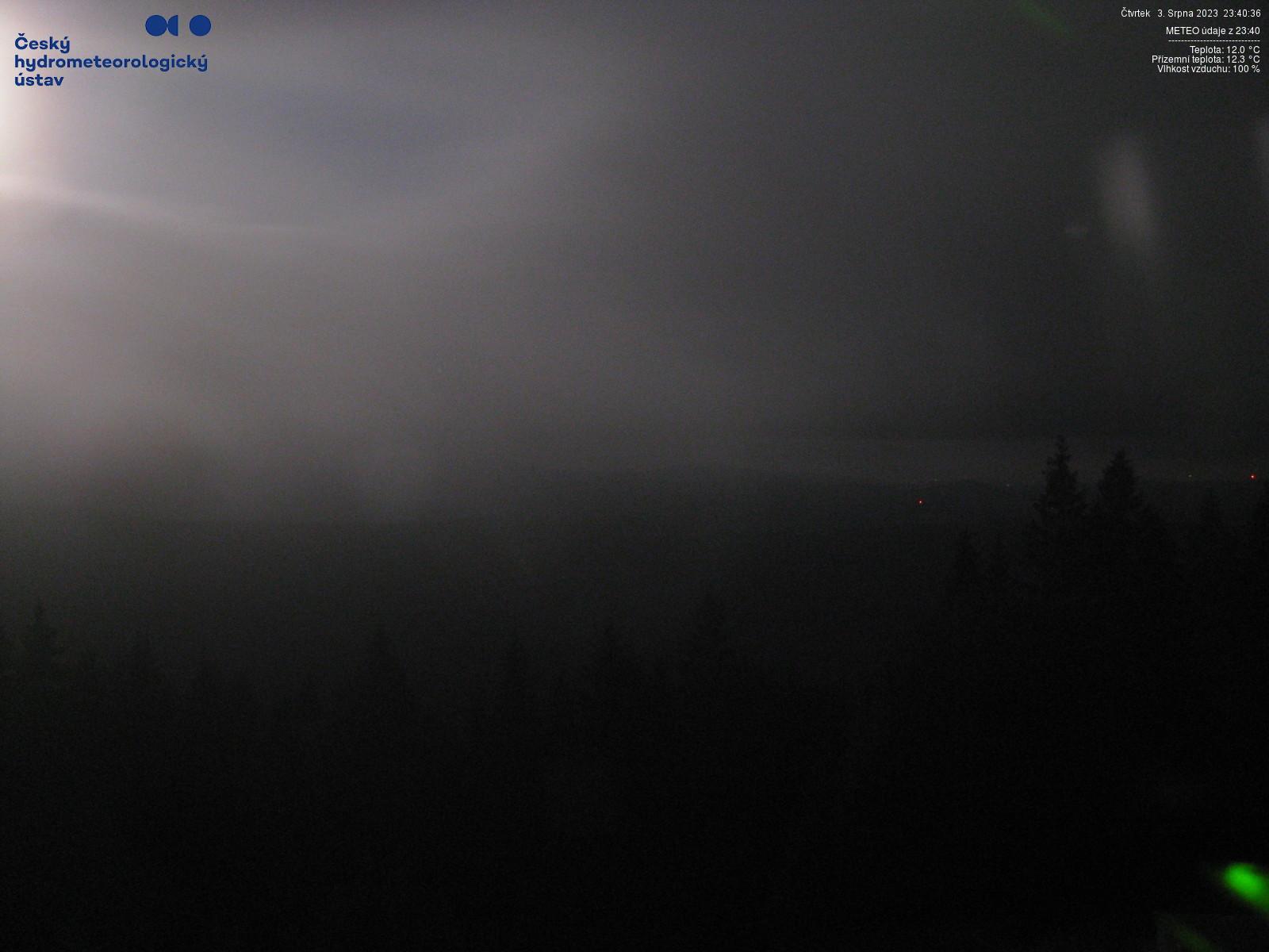 Webkamera - Chata Paprsek