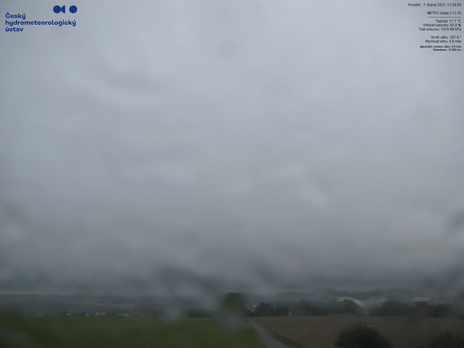Webcam - Přibyslav