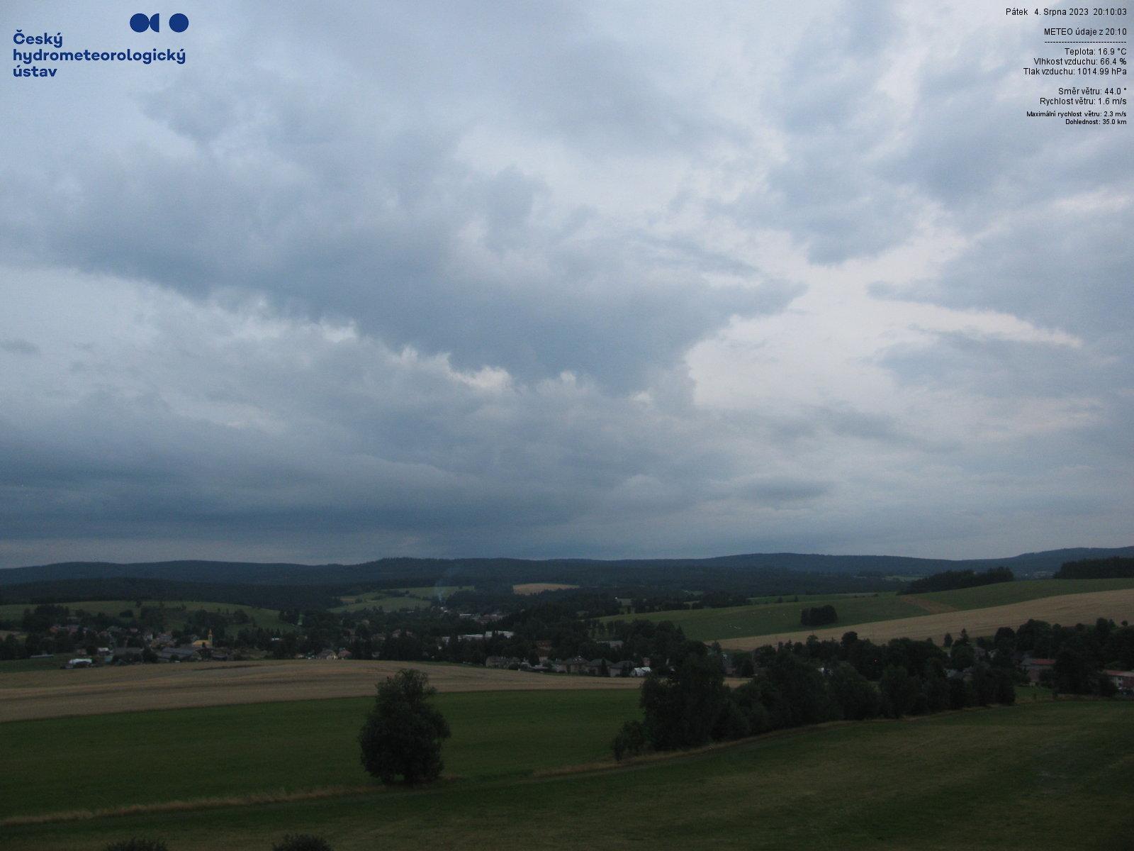 Webkamera - Kamera ČHMÚ