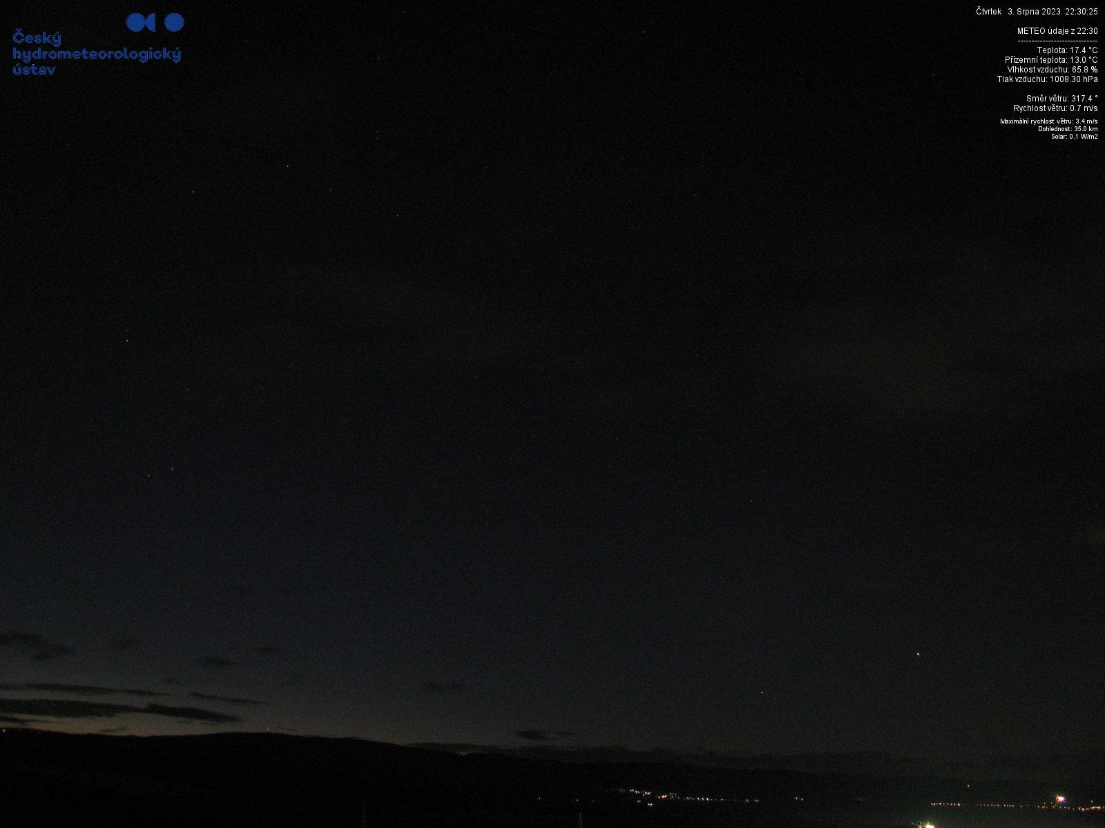 Webcam - Tušimice