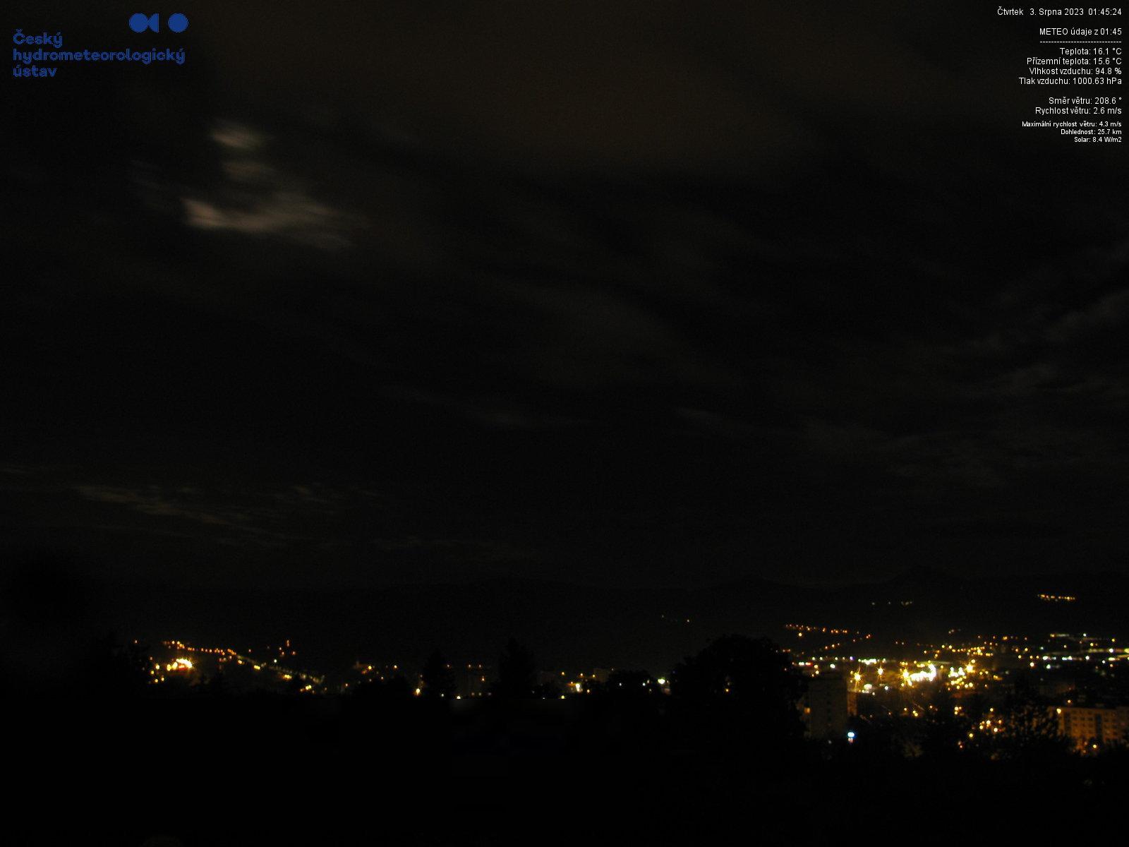 Webcam - Ústí nad Labem