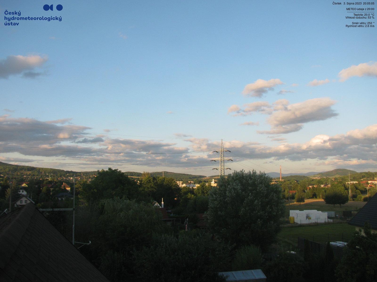 Kamera na żywo - Warnsdorf