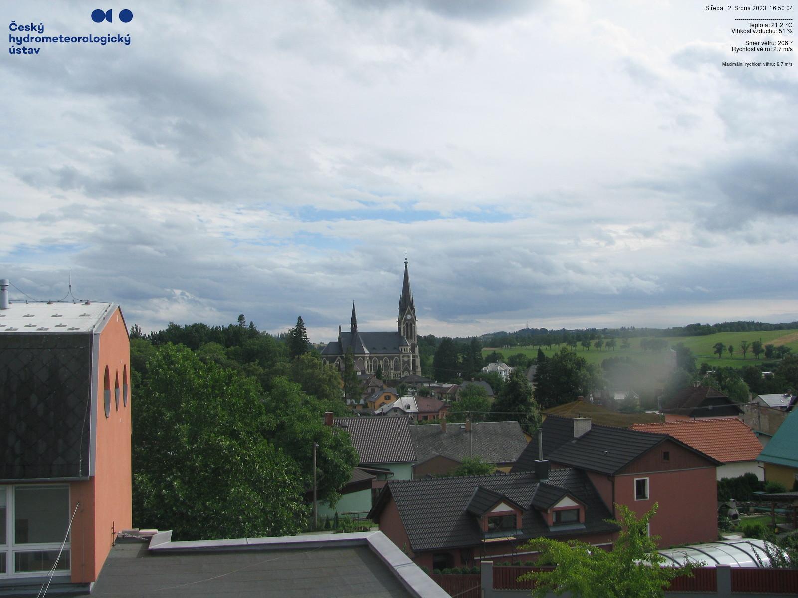 Webcam - Vítkov